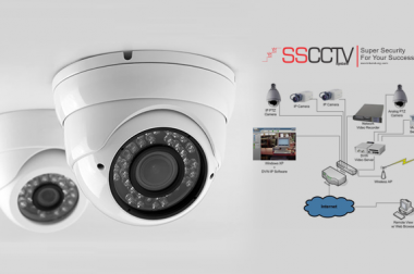 Jenis Kamera, fungsi dan Topologi Jaringan pada Sistem CCTV