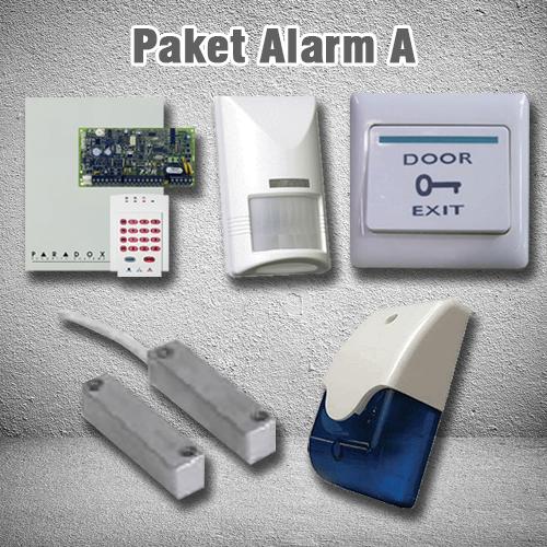 Paket-Alarm-A SS CCTV Bandung