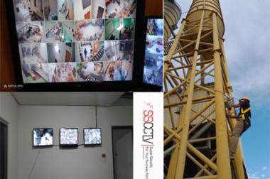 Tahapan jasa pemasangan CCTV